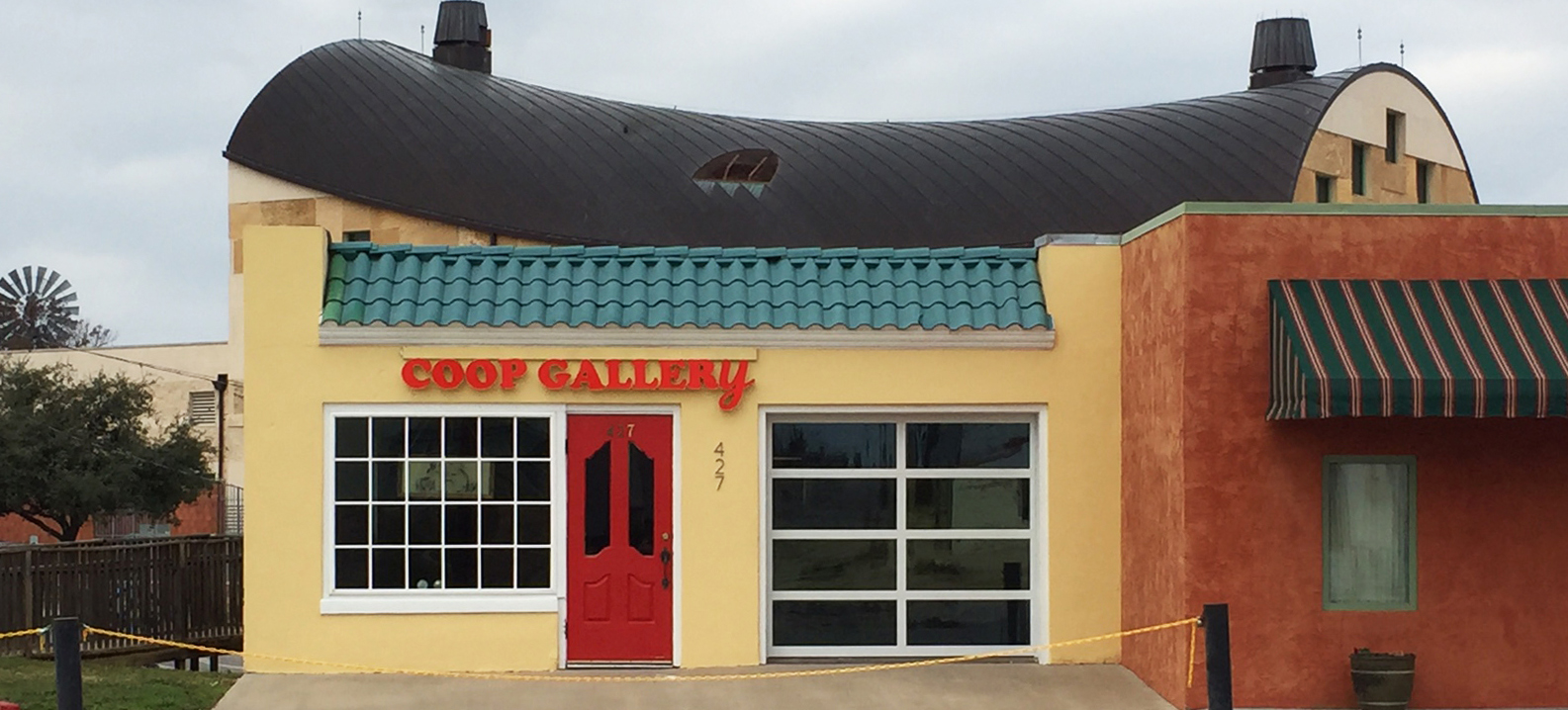 San Angelo Museum Of Fine Arts, Coop Gallery, 427 South Oakes Street