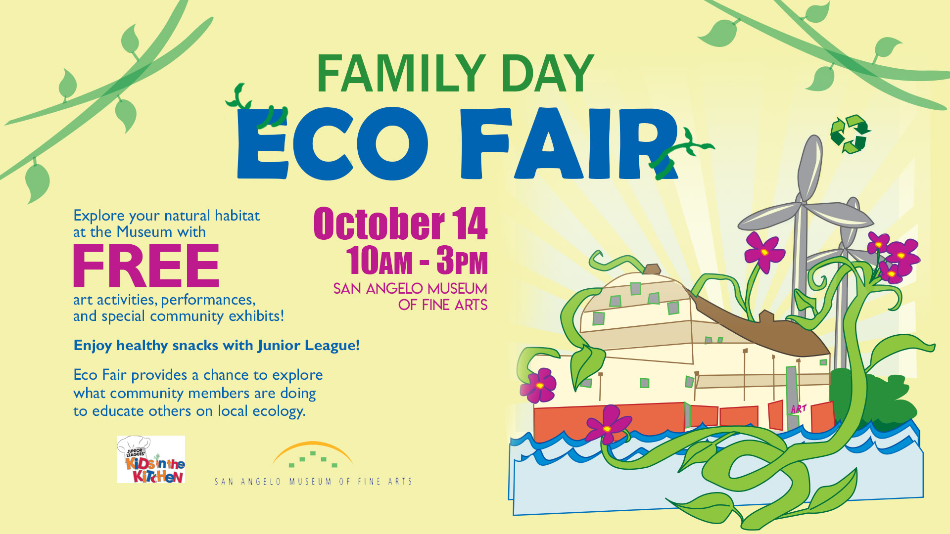 Family Day Eco 2017 Flyer